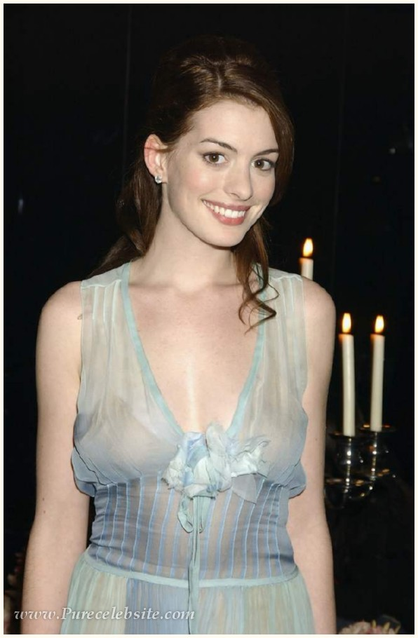 Anne Hathaway Leaked - Bing images