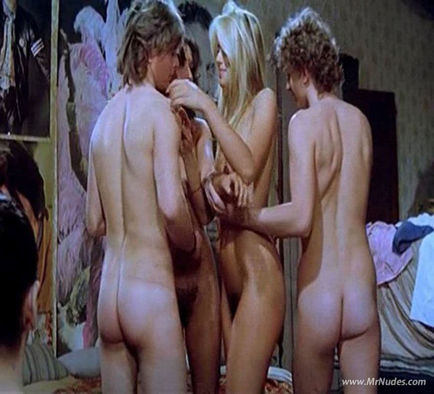 The naked teacher